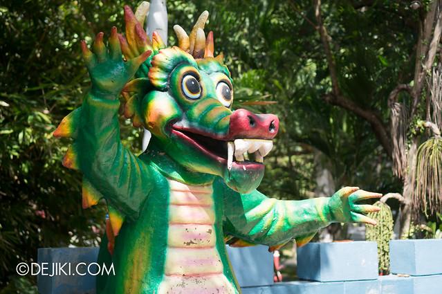 Haw Par Villa - dragon