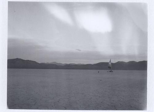 Land Sail | Polaroid 103 | FUJIFILM FP-100C| Vanessa Simpson