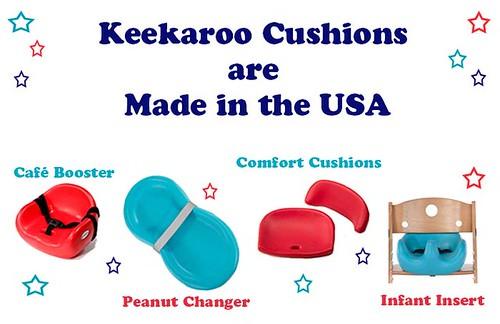keekaroo made in usa image