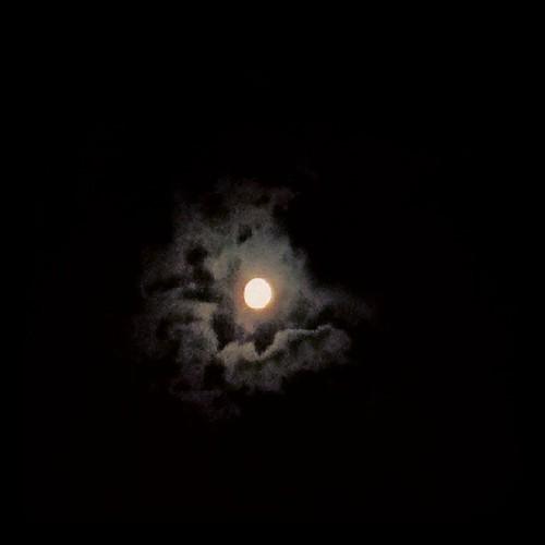 #Luna con magia  #Moon