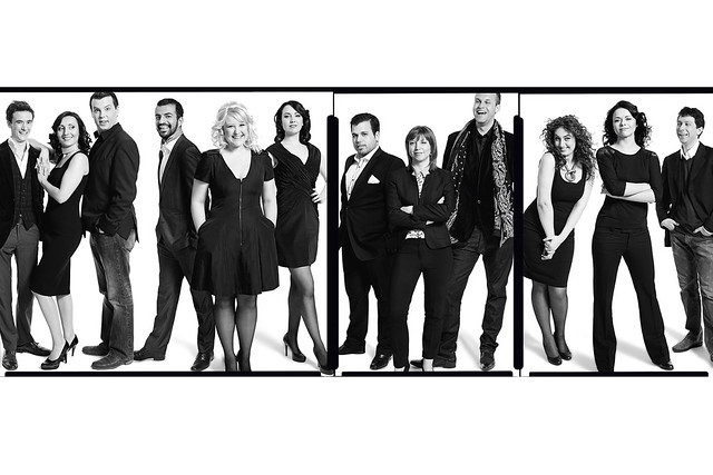The Jette Parker Young Artists 2013/14 © ROH 2012