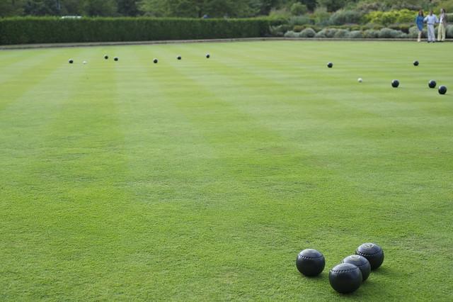 LDP 2013.07.30 - Lawn Bowls