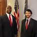 Senator Tim Scott (SC) and Chris Carnevale
