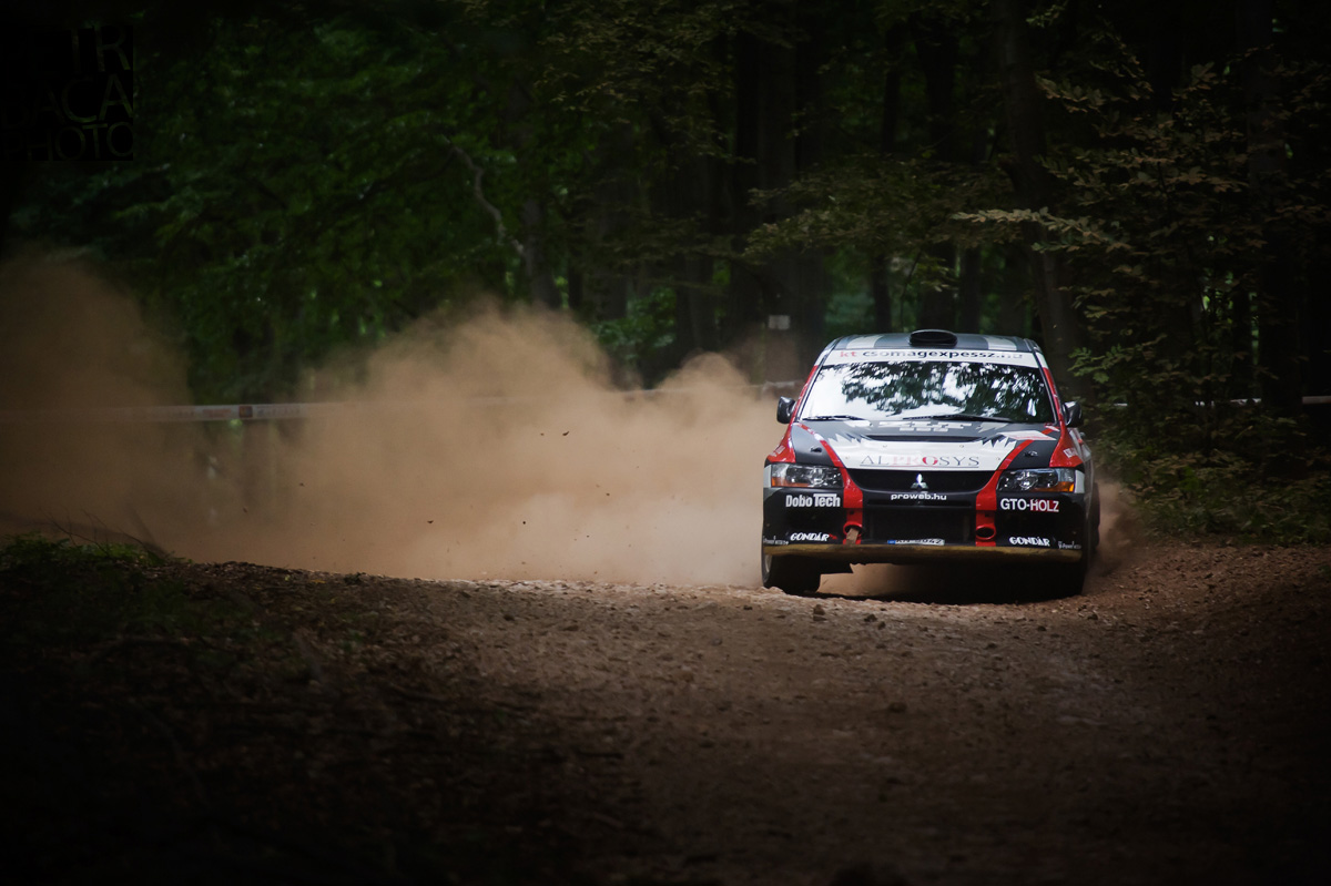 Veszprém Rallye 2013,