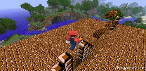 Super Mario Mod Home