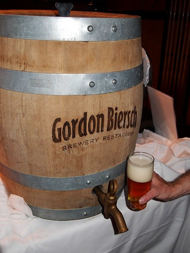 Gordon-Biersch from the wood