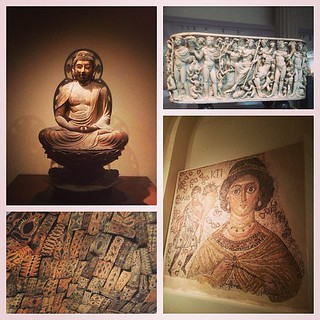At the Met: a collection of some of my favorite pieces #Met #museum #nyc #latergram