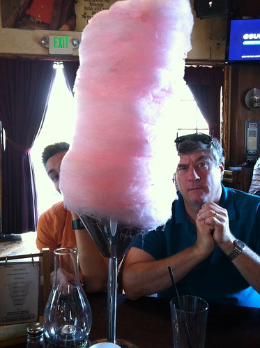 Giant Cotton Candy