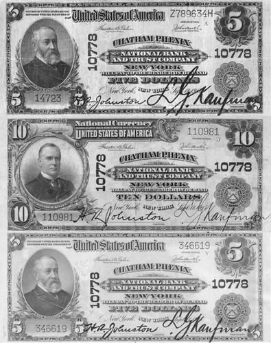 4 Kaufman New York $20