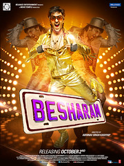 Besharam_Poster_Chair - Indian Mirror