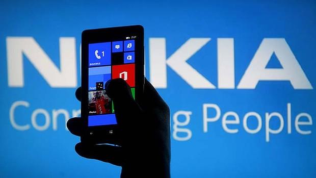 Nokia Microsoft Smartphone