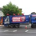 The Save Lewisham Hospital refuse van