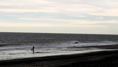 Easington Beach SPURN photoshop 1 by davidearlgray