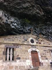 La Chapelle de la madeleine sur les Chemins de Saint-Jacques de Compostelle  à Monistrol d'Allier