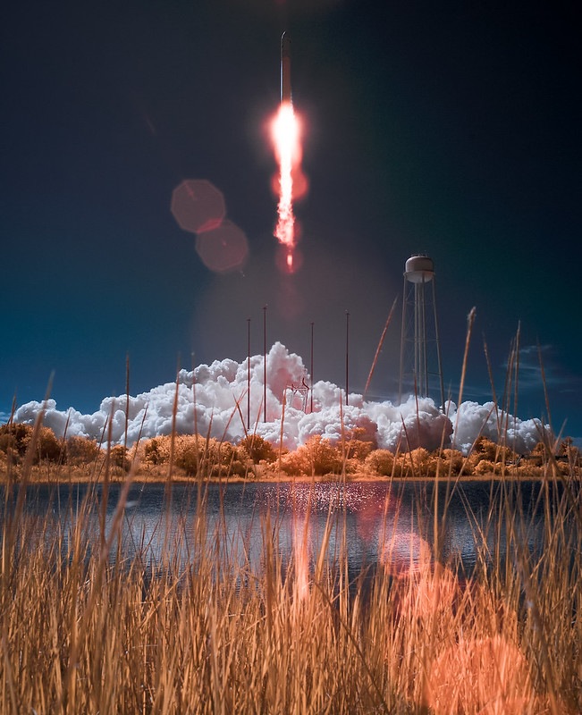 Antares Cygnus Cargo Resupply (201309180016HQ)