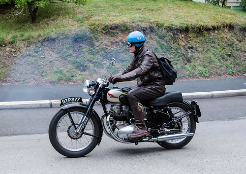 Royal Enfield 500 Twin (1952)