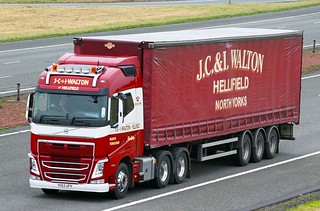 Volvo FH new look YK63 UFH - JC & I Walton
