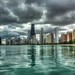 North Beach, Chicago (HDR) by terrihelregel