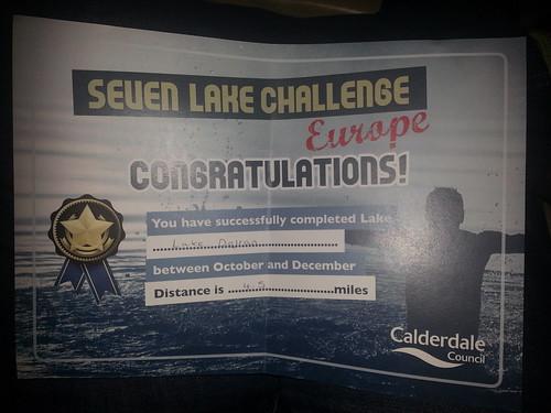 achievement unlocked: lake Dojran