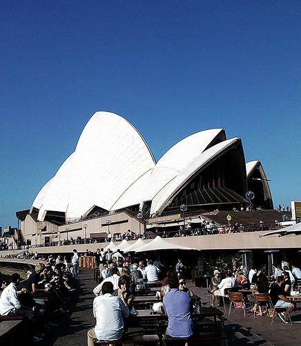 house bar opera sightseeing sydney australia landmark tourist sydneyharbourbridge operahousesydney flickrandroidapp:filter=none