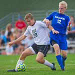 13-078 -- Mens soccer vs Millikin.