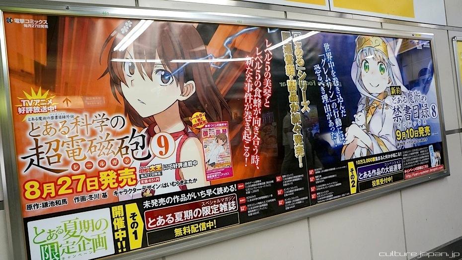 Tiendas en Akihabara 11