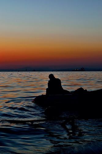 sunset sun car uploaded:by=flickrmobile flickriosapp:filter=nofilter dörtyolsahil