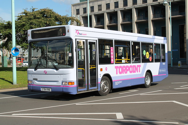 First 40002 S764RNE
