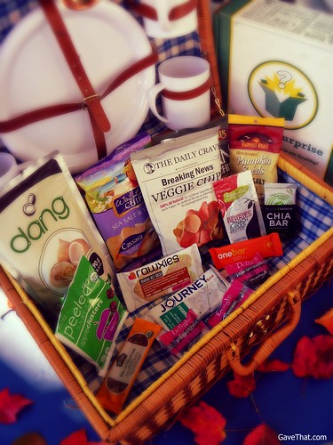 Healthy Surprise Box on Gift Style Blog Gave That