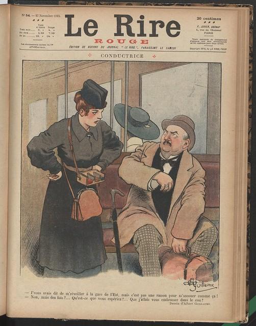 Le Rire rouge n° 54 - 27 novembre 1915