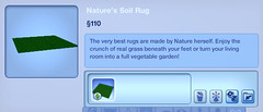 Nature's Soil Rug 2