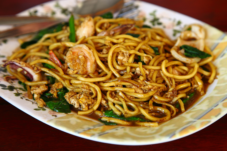 No. 6 restaurant Special-Fried-Noodle