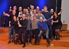 Brassbandfestivalen 2013 - Betlehamskyrkans Musikkår, 2:a i Elitdivisionen (Foto: Olof Forsberg)