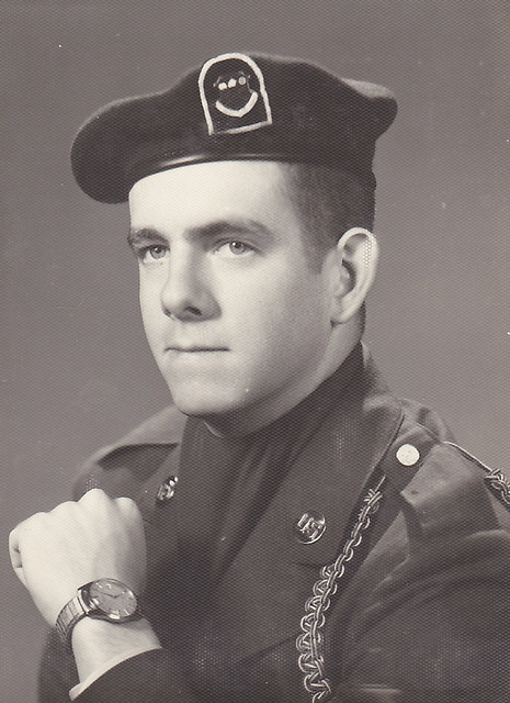 DH in Uniform