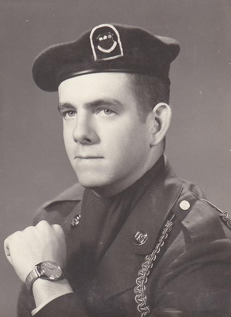 DH in Uniform