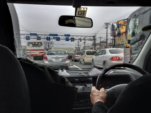 Sapporo Traffic