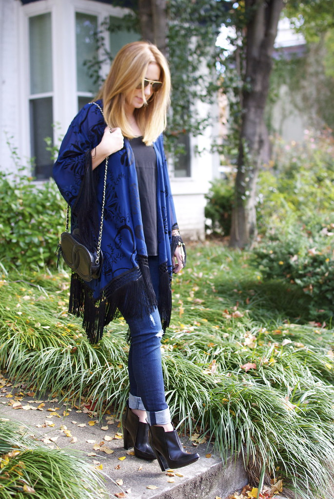 fringe cardigan, nordstrom savvy, fashion blogger, dc blog, style blog