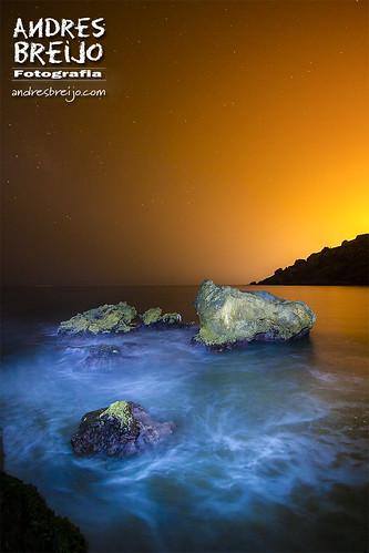 españa beach night canon noche spain nightshot playa andalucia nocturna tamron nocturnas malaga cala nerja maro caleta lacaleta axarquia 60d acantiladosdemaro tamron1024 spaf1024mmf3545diiildasphericalif