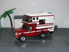 Pickup N Camper