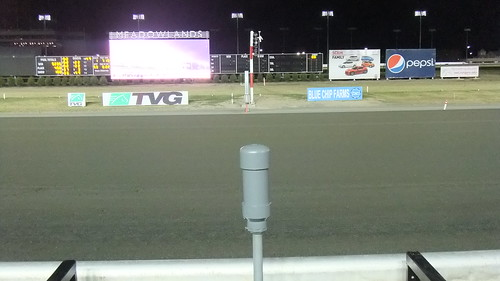 SnapShot | Finish Line Before Race 1 Grand Opening New #Meadowlands