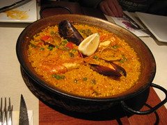 stew(0.0), meal(1.0), curry(1.0), paella(1.0), bouillabaisse(1.0), food(1.0), dish(1.0), cuisine(1.0),