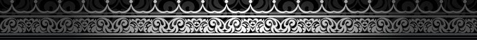 Banner black silver