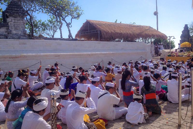 Uluwatu ceremonie