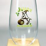 ベルギービール大好き!!【ルート・ボックの専用グラス】(管理人所有 )