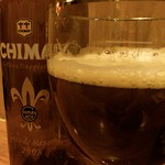 ベルギービール大好き!!シメイ・ブルー Chimay Bleue @ 京都 焼き鳥 五平次
