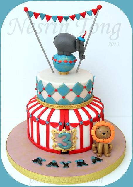 cirkus cake