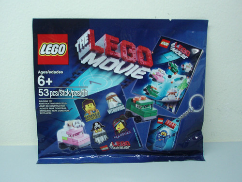 The LEGO Movie Accessory Pack