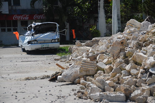 Typhoon Haiyan Damage