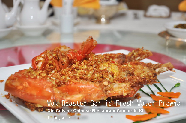 Xin Cuisine Chinese Restaurant Concorde KL 4
