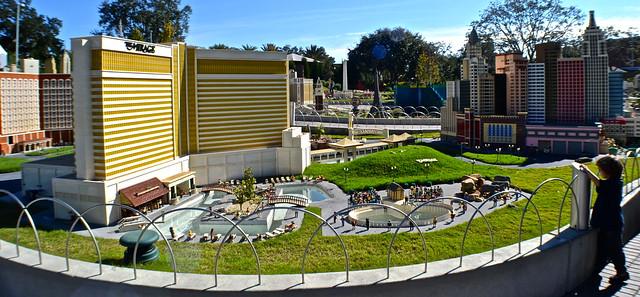 Legoland, Florida - Las Vegas Mirage